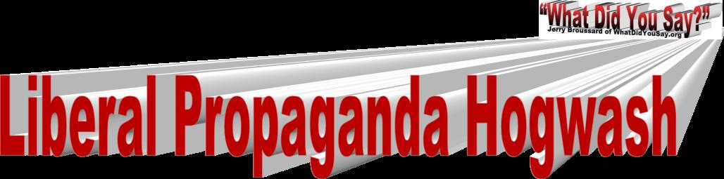 liberal-propaganda-hogwash