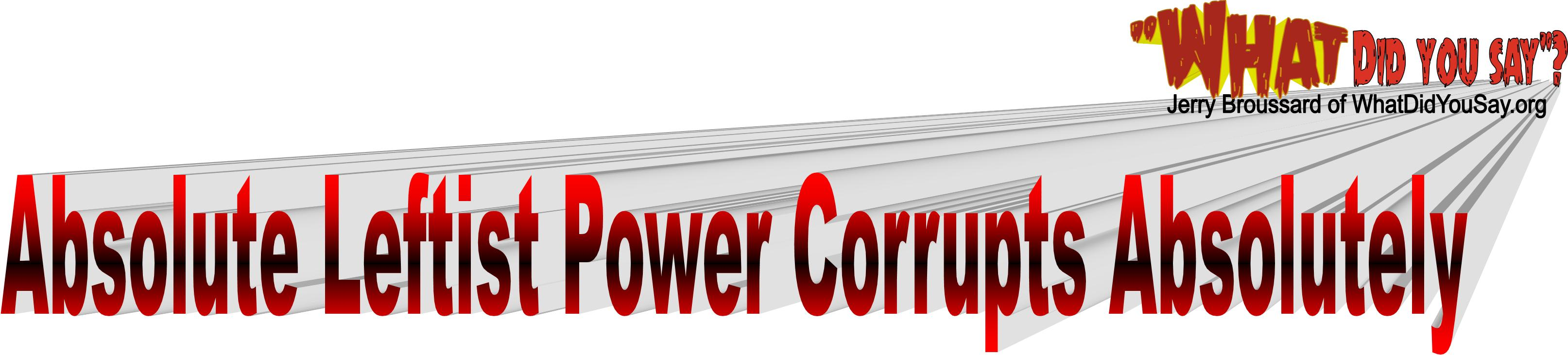 absolute power corrupts Hi, how would one translate this well known english sentiment i've tried with 'le  pouvoir absolu mene a la corruption absolue' but would like to.