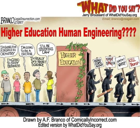higher education human engineering EDITED
